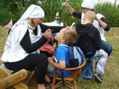 Dětský den v Tismicích