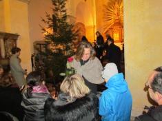 Vánoční koncert v Tismicích