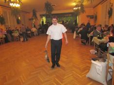 Myslivecký ples - leden 2012