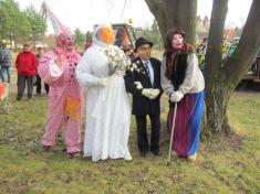 Masopust - březen 2012